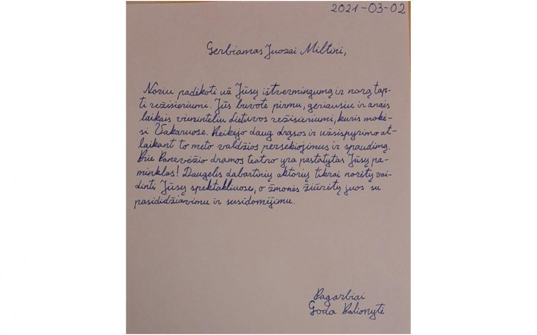 Goda Palionytė